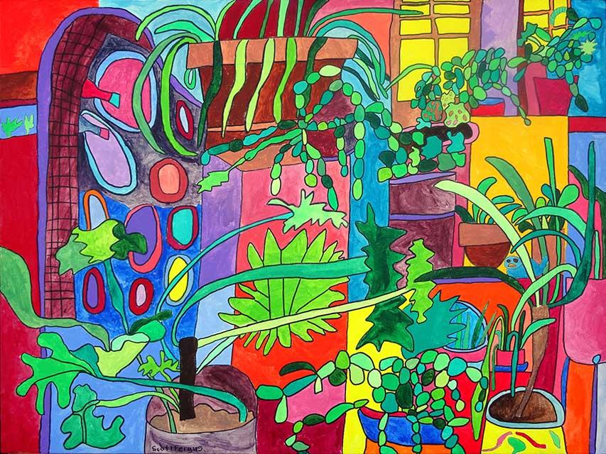 Zane's House Plants